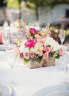 56 best Wedding Reception Flowers images on Pinterest | Flower ...