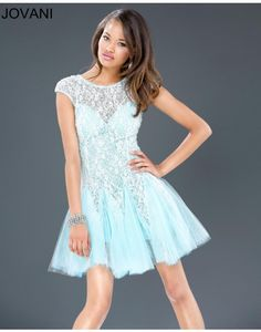 Jovani 88349 Short Dress
