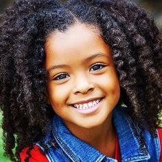 Try This Stunning & Defined Twist Out for the perfect wavy style Natural Hairstyles For Kids, Ethnic Hairstyles, Pretty Hairstyles, Girl Hairstyles, Curly Afro Hair, Curly Hair Styles, Natural Hair Styles, Pretty Black Girls, Pretty Baby