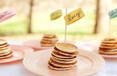 pancake bridal shower