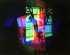 Gladiola Window RGB #1 by Mariah Robertson