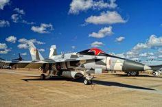 F-18 aggressor