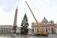 Trentino #Alto #Adige: #È già in piazza San Pietro  l'albero donato dal Trentino (link: http://ift.tt/2gkWIru )