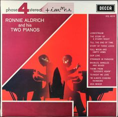 Ronnie Aldrich and his Two Pianos - Ronnie Aldrich and his Two Pianos (1962)