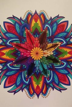 ColorIt Mandalas To Color Volume 1 Colorist Cynthia Sikes Adultcoloring Coloringforadults