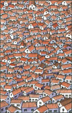 Spain, Barcelona based illustratorMiguel Herranz(flickr)