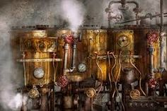 Image result for steampunk sewer pipe