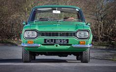 Ford Escort Escort Mk1, Ford Escort, Engin, Ford Motor Company, Aston Martin, Concept Cars, Motor Car, Mustang, Classic Cars