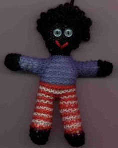 Jean Dale's Iny Golly Knitting Pattery