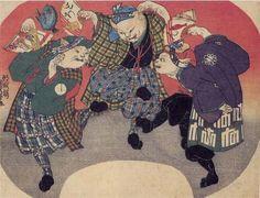 歌川 国芳 1797-1861