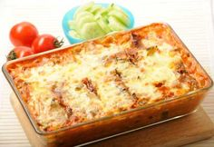Ideas for freezing dishes … Vegetarian lasagna with grilled vegetables - Recipes Easy & Healthy Pasta Sauce Recipes, Frozen Meals, Grilled Vegetables, Vegetable Recipes, Vegan Gluten Free, Summer Recipes, Lasagna, Snack Recipes, Easy Meals