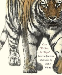 """""""Tigers are pretty special — and so are ground iguanas and partula snails and even white-rumped vultures. Using the experiences of a few endangered species as examples, Martin Jenkins highlights the ways human behavior can either threaten or conserve the amazing animals that share our planet."""" - Goodreads.com. Age 5-9."""