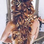 En Güzel Gelin Saçı Modelleri 8