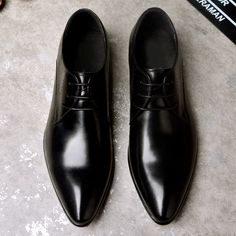 f6f31bbf6bfb5  Men  Shoes  Spring  Summer  Formal  Genuine  Leahter Business  Causal Shoes   Comfortable Handmade  Wedding Shoes Male Office Shoe England
