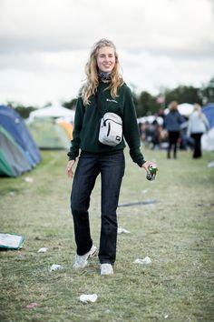 Vi har fanget stilen p Roskilde Festivals frste dage. Festival Wear, Festival Outfits, Festival Fashion, Dope Fashion, Daily Fashion, Fashion Outfits, Womens Fashion, Street Style Women, Street Styles