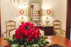 Christmas, Christmas, Time is Near! Time for Fun and Time for Cheer!  Blogger Stylin' Home Tour: Christmas Edition 2014