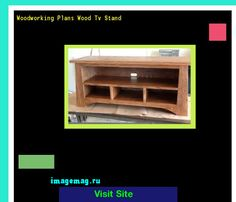 Woodworking Plans Wood Tv Stand 165721 - The Best Image Search