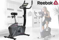 Reebok Titanium Exercise Bike w/ 20 Programs - 5055436103721 For Sale, Buy from Exercise Bikes collection at MyDeal for best discounts. Love Fitness, Fitness Diet, Fitness Motivation, Health Fitness, Neck And Shoulder Stretches, Reebok, Jersey Day, Fitness Devices, Fitness Activity Tracker