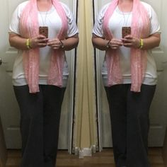 Yay first time I wanted to wear a scarf weather has begun! #ootd