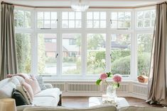 How Rebecca (rvk_loves) approached her living room and home renovation, retaining period features and updating decor with vintage and new fids Living Room Images, Radiators, Home Renovation, Nest, Feather, House Ideas, Lounge, Cottage, Homes