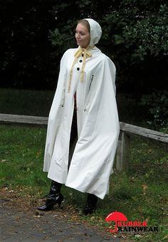 Rain Cape, Raincoats For Women, Rain Wear, Capes, Rain Jacket, Windbreaker, Women Wear, Club, Lady