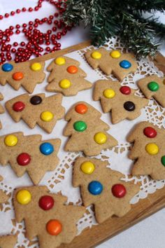 Christmas Tree Cookies, Christmas Treats, Winter Christmas, Gingerbread Cookies, Xmas, Christmas Arts And Crafts, Cooking With Kids, Holiday Recipes, Cookie Recipes