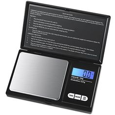 AMIR Digital Mini Scale is famous with its compact and lightweight design, perfect for you to take it everywhere. Its high accuracy makes it a pro pocket scale to measure all kind of items or objects. The high quality LCD screen is backed by a bright blue LED backlight allowing it to be used and... http://darrenblogs.com/us/2018/02/11/amir-digital-mini-scale-100g-0-01g-0-001oz-pocket-jewelry-scale-electronic-smart-scale-with-7-units-lcd-backlit-display-tare-function-auto-off