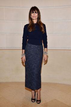 Caroline de Maigret: 7 thoughts about ageing - HarpersBAZAARUK Fashion Mode, Paris Fashion, Girl Fashion, Autumn Fashion, Fashion Hats, 70s Fashion, Korean Fashion, Fashion Dresses, Fashion Jewelry