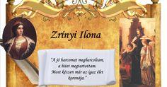 Zrínyi Ilona, Munkács hős lelkű asszonya                                  3-4. osztály /interaktív tananyag/