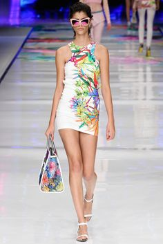 ❦  Just Cavalli Spring 2014 Ready-to-Wear Collection Slideshow on Style.com