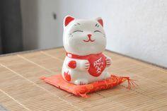 Tirelire Chat Maneki Neko Amour