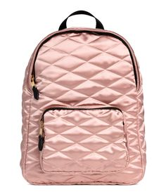 Quilted Backpack | H&M Pastels