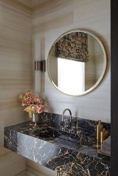 This marble sink top adds a nice chic look to any bathroom. This marble sink top adds a nice chic … Square Bathroom Sink, Bathroom Sink Tops, Modern Bathroom, Bathroom Marble, Master Bathrooms, Remodel Bathroom, Beautiful Bathrooms, Bathroom Makeovers, Luxury Bathrooms