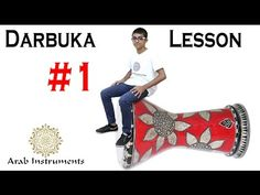 Doumbek Lesson #1 - Learn to Play Darbuka Like A Master :: Brought to us by Aviel Macabi, a 13-y-o boy with a great attitude!