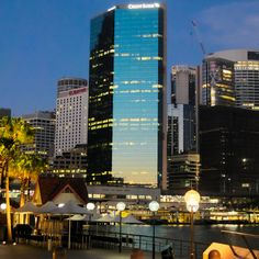 Sydney is a beautiful city, especially in the early hours of the morning.