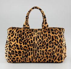 leopard prada bag, most beautiful !