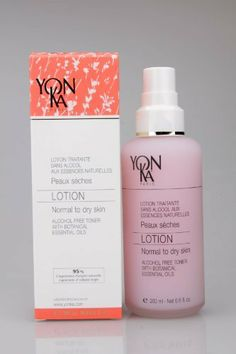 Yonka Lotion PS Toner by Yonka. $31.99. For Sensitive, Normal to Dry Skin. An alcohol-free tonic mist with natural, invigorating aromas. Yonka Lotion PS Toner soothes sensitive and reactive skin types with botanical essential oils while refreshing, toning and energizing the skin. Humectant properties provide intense, continuous hydration to tired skin. The skin becomes clear, radiant and alive. Benefits: Helps tone, stimulate and hydrate the skin.Imparts a so...