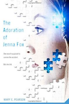 The Adoration of Jenna Fox....I like the science fiction in it...or is it?!