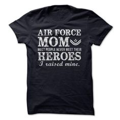 Raised Mine Air Force Mom T Shirts, Hoodies. Get it here ==► https://www.sunfrog.com/LifeStyle/Raised-Mine--Air-Force-Mom.html?41382