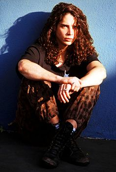 Chris Cornell even then he was yummy