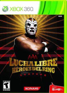 Lucha Libre AAA: Heroes of the Ring Xbox 360 New Xbox 360 #Konami