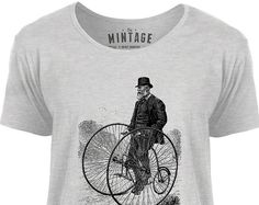 Browse unique items from TheMintage on Etsy, a global marketplace of handmade, vintage and creative goods. My Style, Unique, Creative, Mens Tops, Handmade, T Shirt, Etsy, Vintage, Fashion
