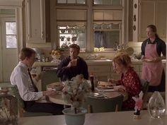 Still of Lauren Ambrose, Frances Conroy, Michael C. Hall and Peter Krause in Клиент всегда мертв (2001)