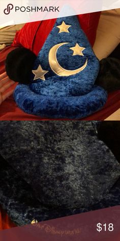 Micky Mouse Fantasia Hat micky mouse hat from Disney world. Great toy for kids and for dress up! Accessories Hats