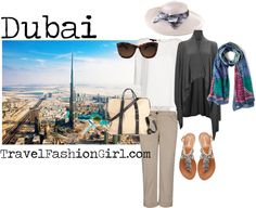 How to Dress for Conservative Countries DUBAI http://travelfashiongirl.com/how-to-dress-for-conservative-countries-modest-clothing-essentials/ #travel #fashion