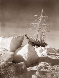 "Shackleton Expedition Photography - just finished reading ""South"", a stunning recollection of the expedition."