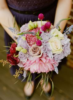 25 Stunning Wedding Bouquets- Part 12 - Belle The Magazine