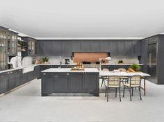 Cozinha decorada por Patricia Anastassiadis.