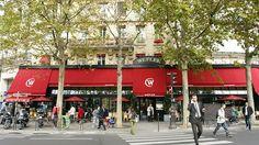 Test de la brasserie le Wepler, place de clichy à Paris. Délicieux. Service impeccable. http://www.wepler.com