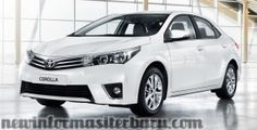 All New Altis 2014
